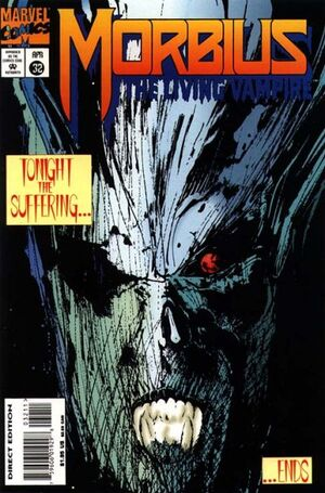 Morbius The Living Vampire Vol 1 32