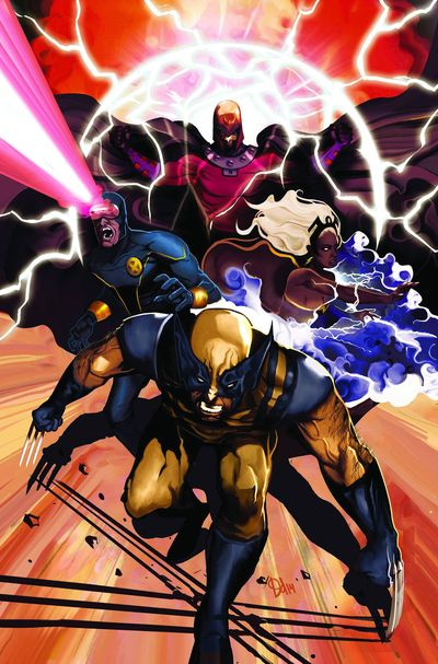 Marvel comics x men