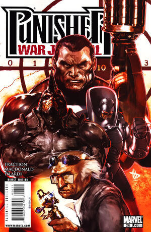 Punisher War Journal Vol 2 26