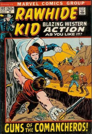 Rawhide Kid Vol 1 102