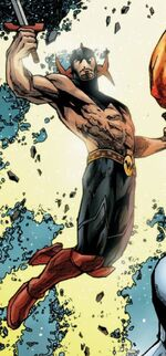 Red Shift (Earth-616) from Annihilation The Nova Corps Files Vol 1 1 0001