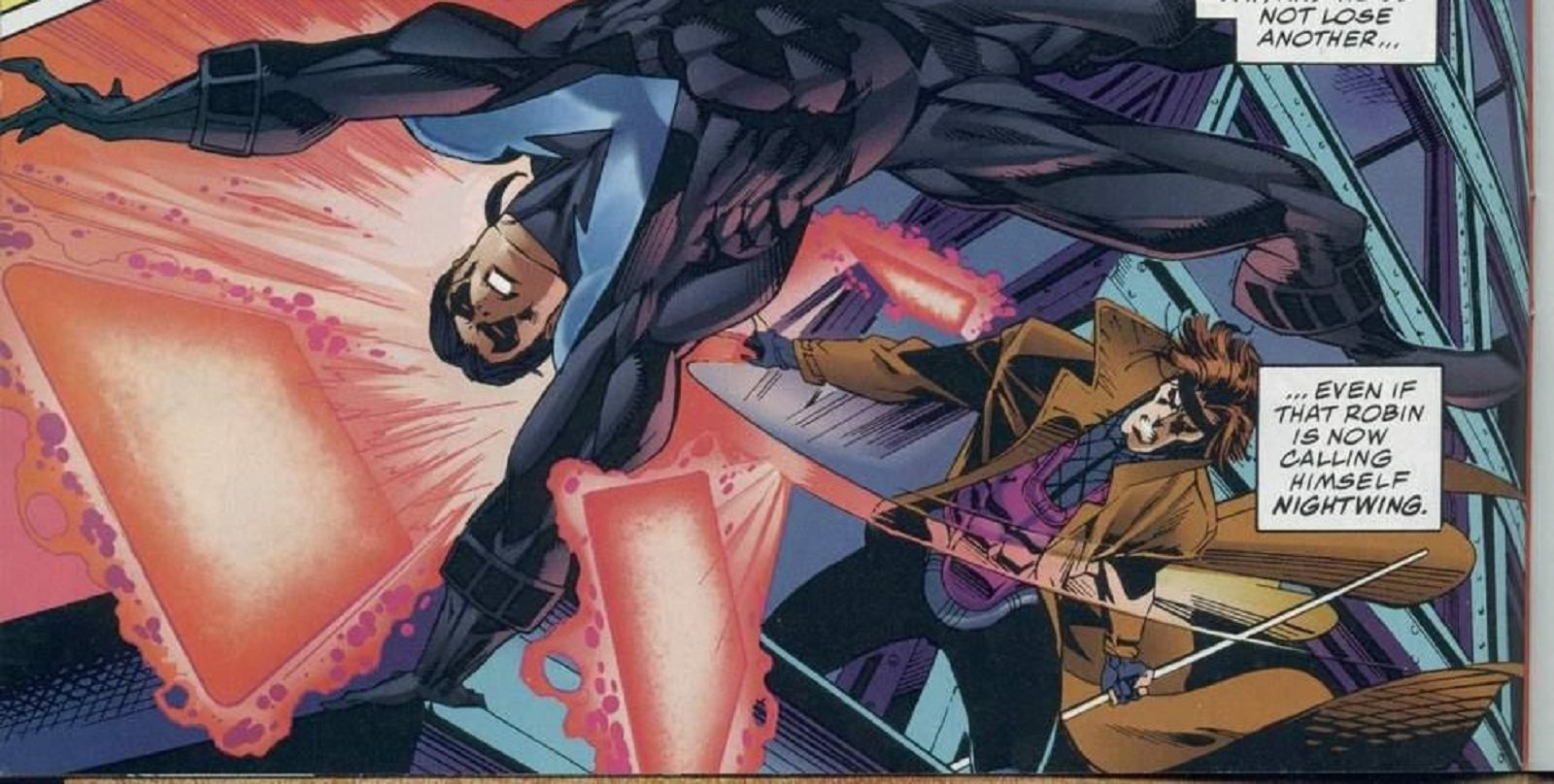Remy LeBeau (Earth-616)-Marvel Versus DC Vol 1 2 001
