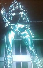Silver Sablinova (Earth-TRN199) from Spider-Man Edge of Time 001