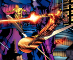 Silver Surfer (Earth-2012) from Fantastic Four Vol 1 571 001