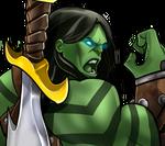 Skaar (Earth-TRN562) from Marvel Avengers Academy 001