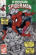 Spectaculaire Spiderman 149