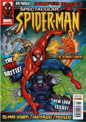 Spectacular Spider-Man (UK) Vol 1 98