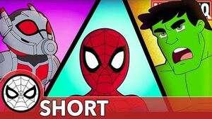 Spidey, Ant-Man & Hulk Rock Out! Marvel Super Hero Adventures - Rock and Roll SHORT