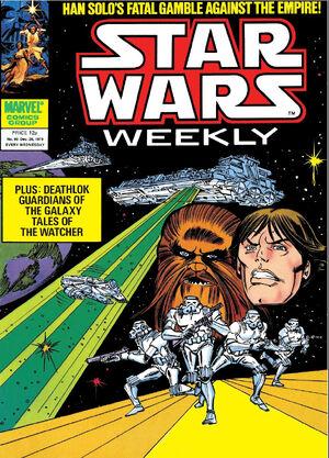 Star Wars Weekly (UK) Vol 1 96