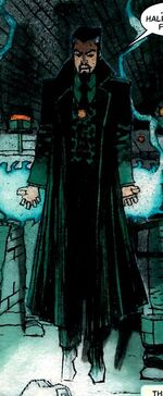 Stephen Strange (Earth-11326) from Age of X Universe Vol 1 2 0001