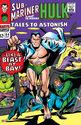 Tales to Astonish Vol 1 84