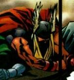 Thor Odinson (Earth-TRN745) from WildC.A.T.s X-Men Vol 1 The Dark Age 001