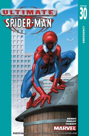 Ultimate Spider-Man Vol 1 30