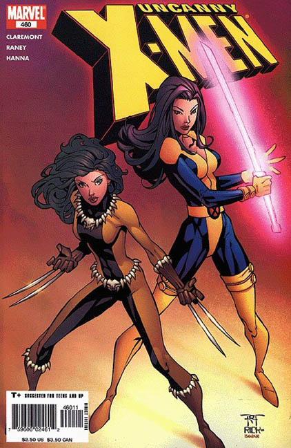 Uncanny X-Men Vol 1 460