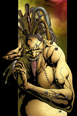 Uncanny X-Men Vol 1 461 Textless