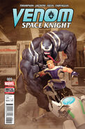 Venom Space Knight Vol 1 9