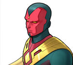 Vision (Earth-TRN562) from Marvel Avengers Academy 002