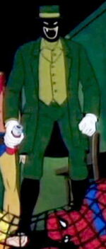 Willie Wilson (Earth-8107) from Spider-Man (1981 animated series) Season 1 13 0001