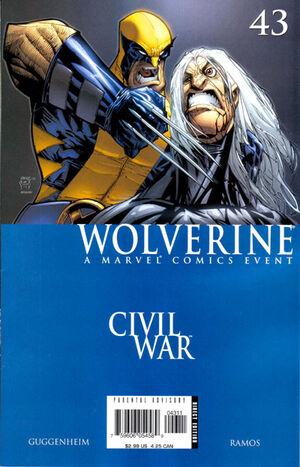 Wolverine Vol 3 43