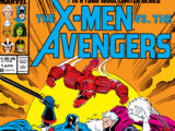 X-Men vs Avengers Vol 1 1