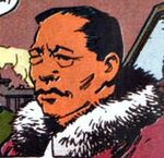 Yoshi (Three Wise Men) (Earth-616) from Punisher Vol 2 78 0001