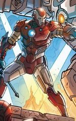Anthony Stark (Earth-12311) from Armor Wars Vol 1 1 001