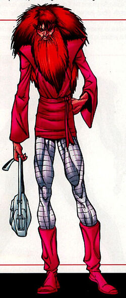Arize (Mojoverse) from X-Men Earth's Mutant Heroes Vol 1 1 0001