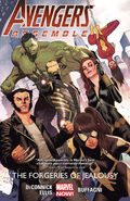 Avengers Assemble The Forgeries Of Jealousy TPB Vol 1 1