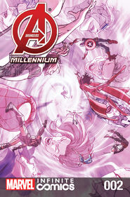 Avengers Millennium Infinite Comic Vol 1 2