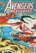 Avengers West Coast Vol 1 79