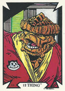 Benjamin Grimm (Earth-616) from Todd Macfarlane (Trading Cards) 0001