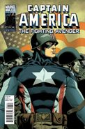 Captain America The Fighting Avenger Vol 1 1