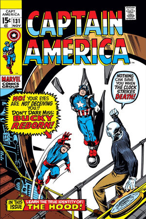 Captain America Vol 1 131
