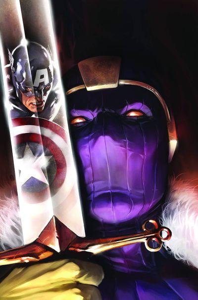 Captain America Vol 1 606 Textless