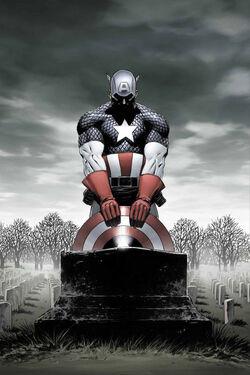 Captain America Vol 5 4 Textless