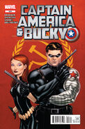 Captain America and Bucky Vol 1 624