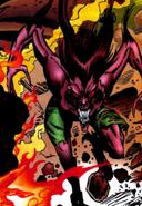 Catscratch (Earth-928) from X-Men 2099 Vol 1 26 0001