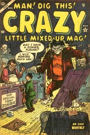 Crazy Vol 1 4
