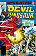 Devil Dinosaur Vol 1 7