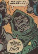 Doctor Doom's Armor, Hypnopticon, Victor von Doom (Earth-616) from Daredevil Vol 1 37