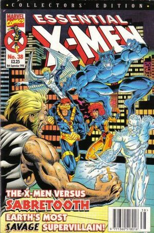 Essential X-Men Vol 1 38