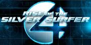 Fantastic Four Rise of the Silver Surfer logo