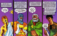 Four Muses (Eurth) (Earth-616) from Avataars Covenant of the Shield Vol 1 1 0001