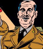 General Berry (Earth-616) from Captain America Comics Vol 1 14 0001