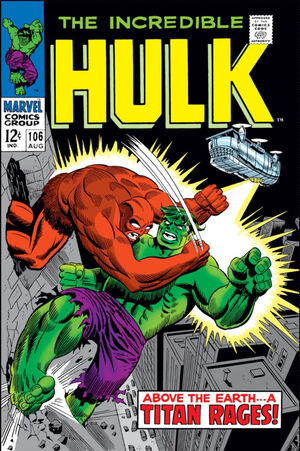 Incredible Hulk Vol 1 106