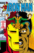 Iron Man Vol 1 195