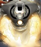 James Rhodes (Earth-616) from Iron Man 2.0 Vol 1 7.1 Cover