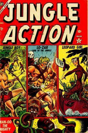 Jungle Action Vol 1 2
