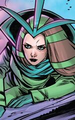 Kala (Earth-616) from Fantastic Four Wedding Special Vol 1 1 002