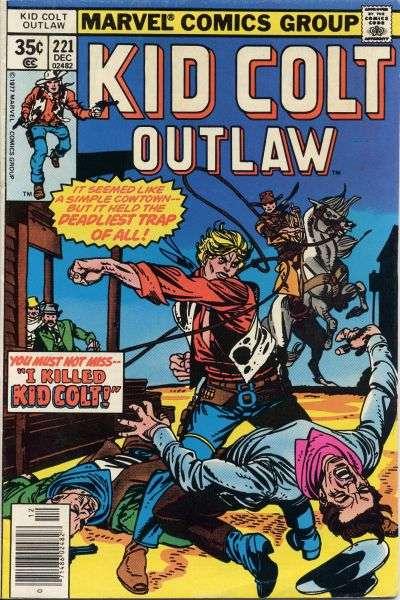 Kid Colt Outlaw Vol 1 221